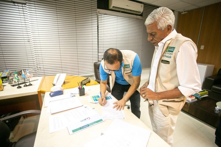 Prefeitura irá comprar 5 mil kits de testes rápidos para Covid-19 1