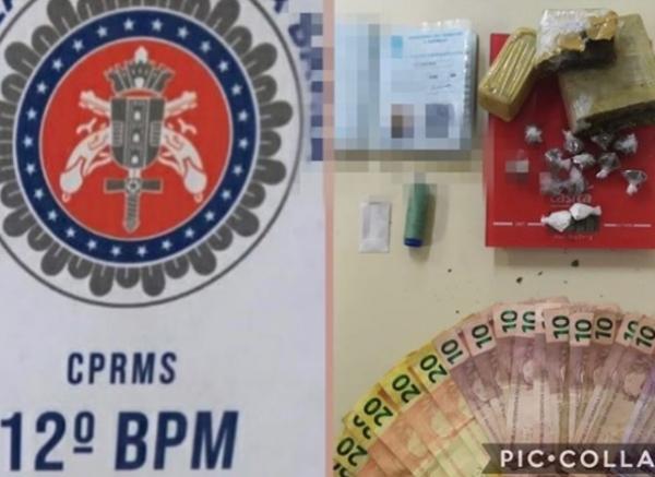 Acusado de tráfico de drogas é preso no bairro da Bomba, em Camaçari 1